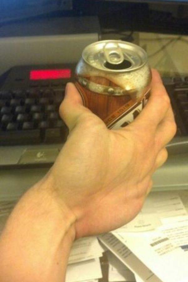 Esta mano. Foto:Imgur