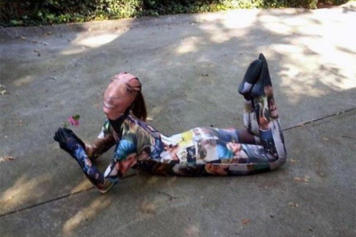 Esta usuaria de Imgur mostró que tiene un disfraz completo del actor Foto:Imgur