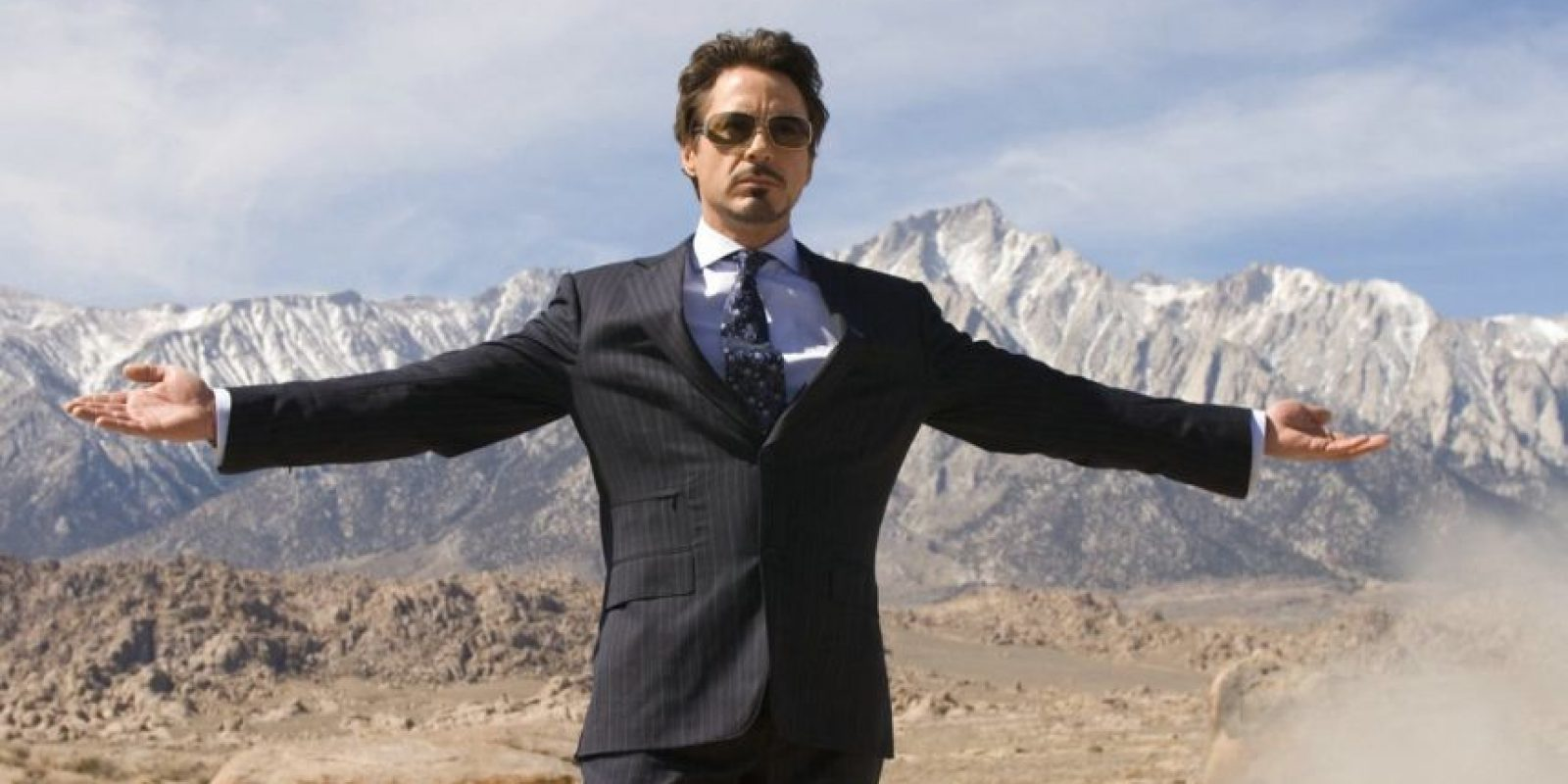 Filántropo, genio y millonario Foto:Marvel