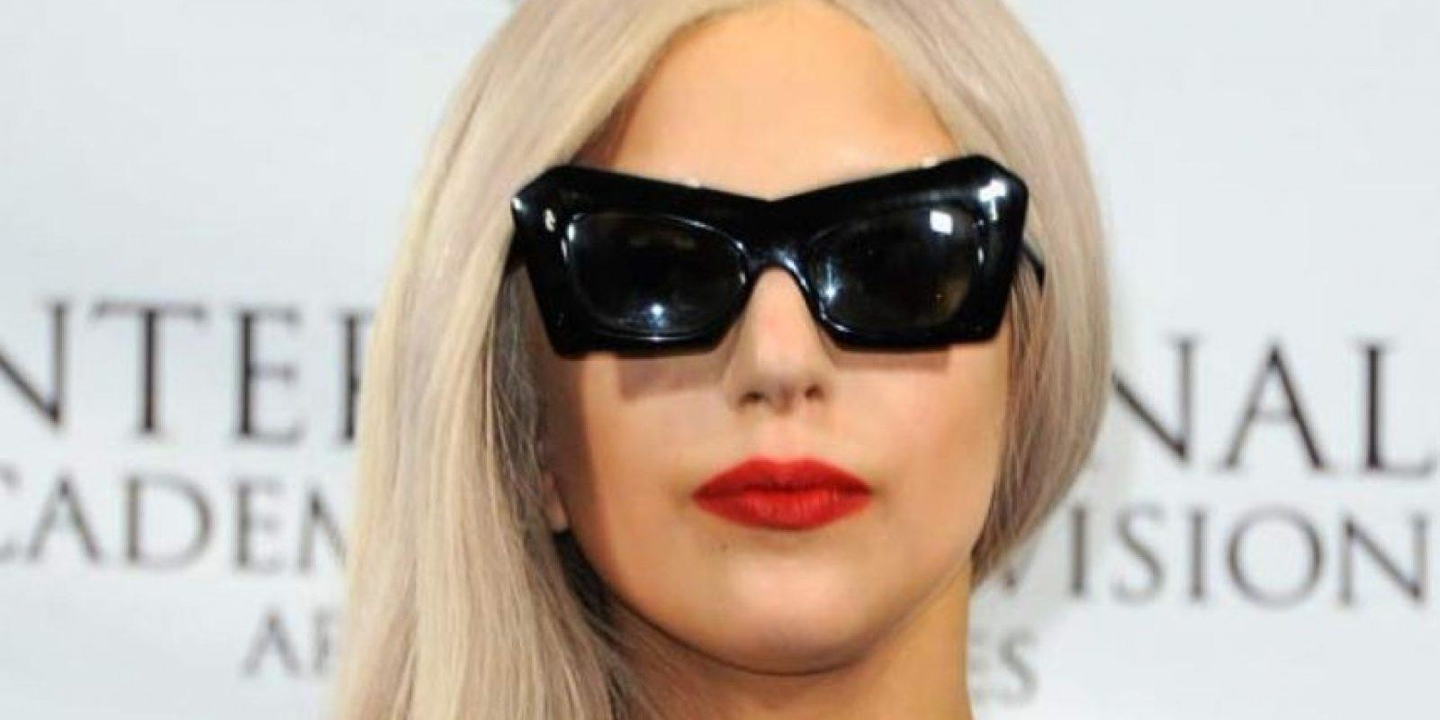 Lady Gaga en todo su esplendor juvenil Foto:Getty Images