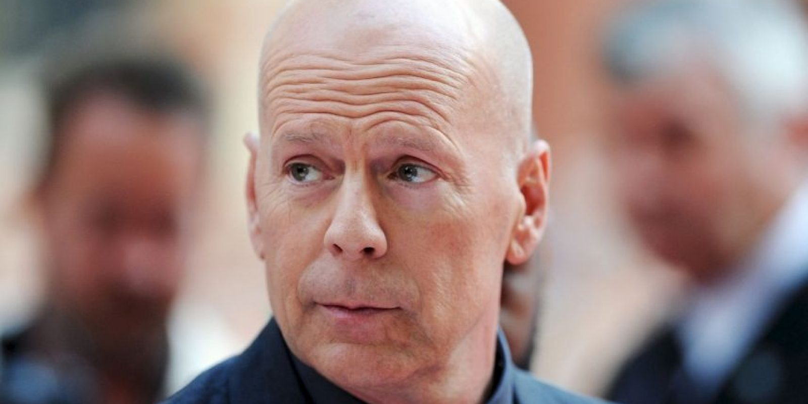 Así era Bruce Willis en su prom Foto: Getty Images