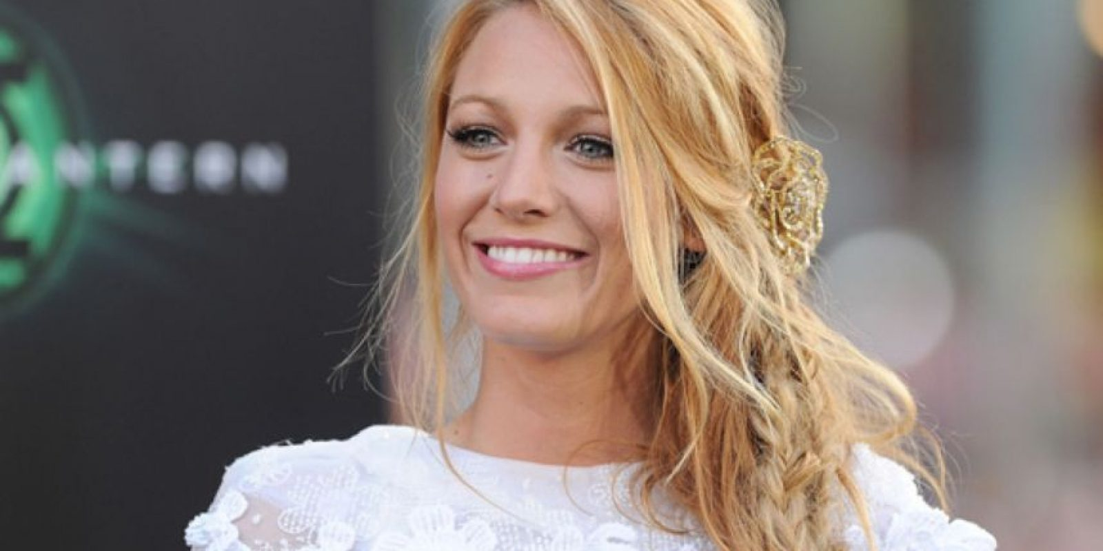 Ella es Blake Lively Foto: Getty Images