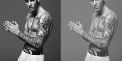 FOTOS: Vean si Justin Bieber le