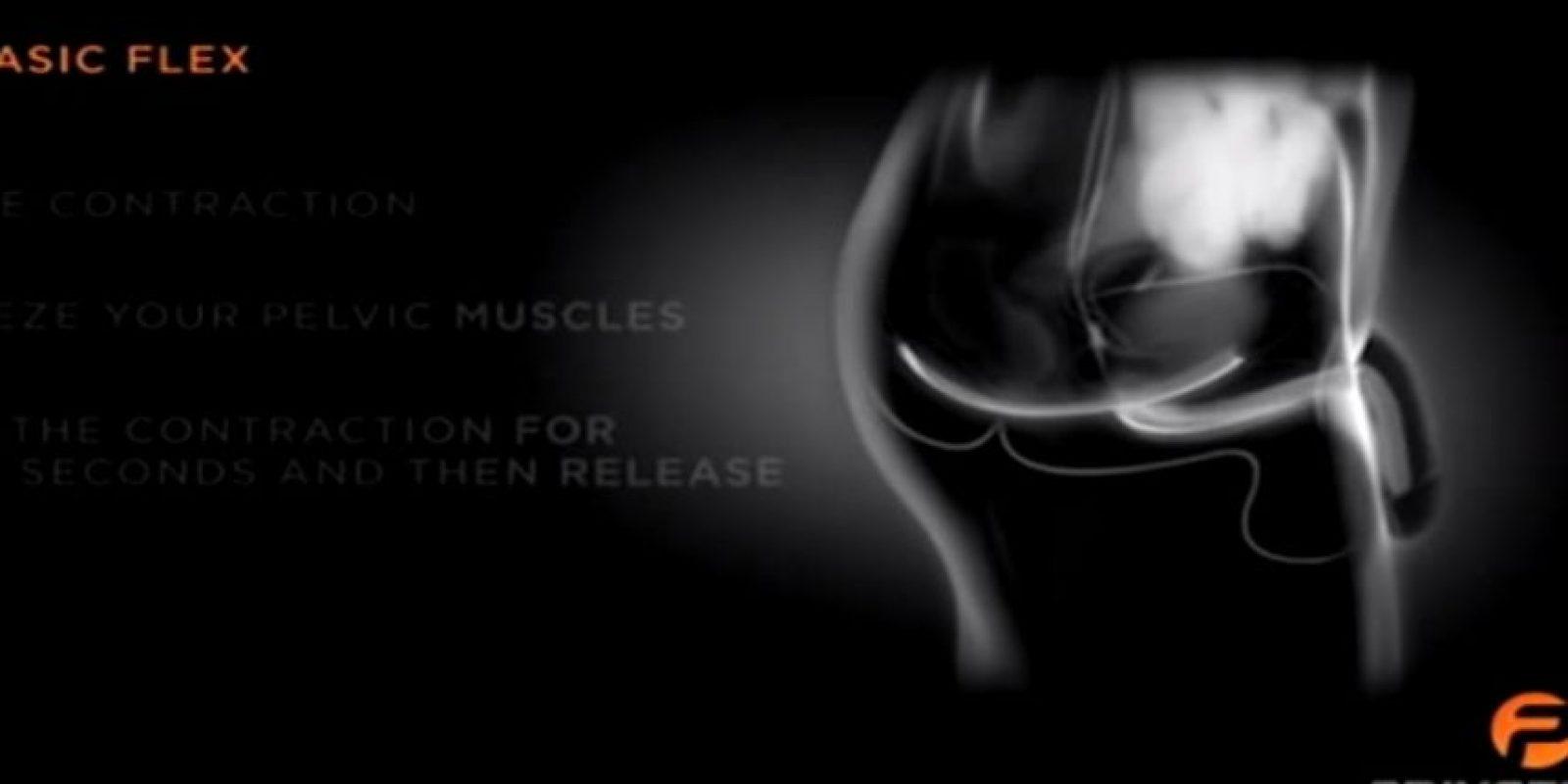 """Con este, se podría """"mejorar el desempeño en la relación sexual"""", según sus creadores. Foto:Private Gym"""
