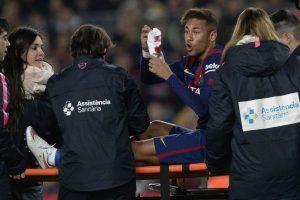 Los goles de Neymar, Suárez y Messi le dieron el triunfo al Barcelona sobre el cuadro rojiblanco. Foto:AFP