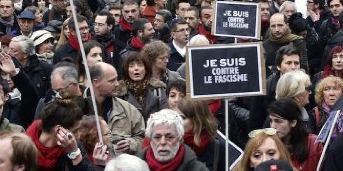 París redobla seguridad ante marcha multitudinaria