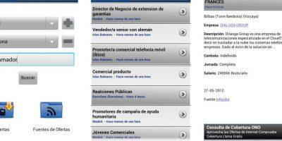 Alertaempleo Foto:Agencias