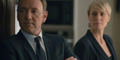 """Deja a """"House of Cards"""" como posible ganadora en la categoría """"Mejor Serie de Drama"""" Foto:Netflix"""