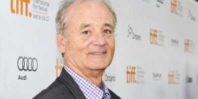 El mismo premio iría para Bill Murray Foto: Getty Images