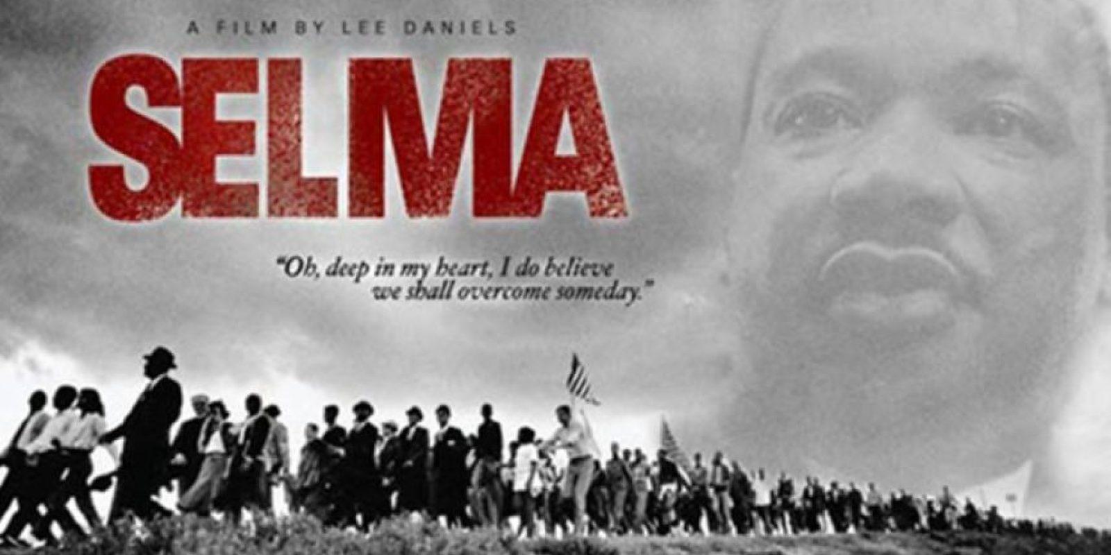 """""""Selma"""" ganaría como """"Mejor Película"""" Foto:Cloud Eight"""