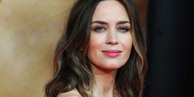 """El premio a """"Mejor Actriz de Comedia o Musical"""" iría para Emily Blunt Foto:Getty Images"""