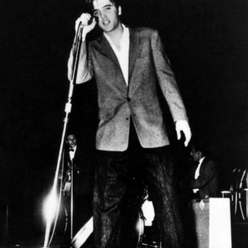Ícono del rock, murió a los 42 años, en 1977 Foto:Getty Images