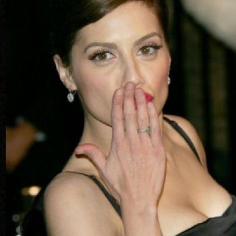 A las 08:00 horas del 20 de diciembre de 2009, el Departamento de Bomberos de Los Ángeles respondió a una llamada de emergencia en el hogar de Brittany Murphy, debido a que la actriz aparentemente había caído en el baño, los bomberos trataron de reanimarla, pero murió. Foto:Getty Images