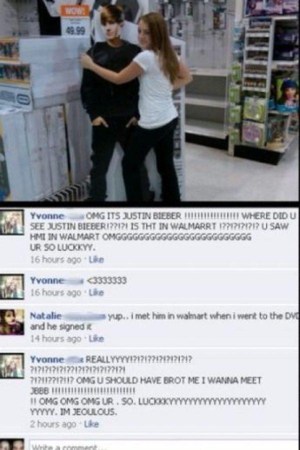 Porque Justin merece todo el amor. Foto:Facebook