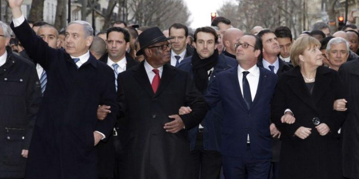 Charlie Hebdo: ¿Qué mensaje dieron los líderes del mundo al marchar juntos?