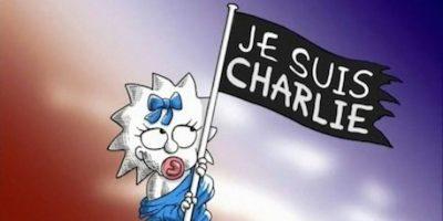 VIDEO: Los Simpson se suman al grito #JeSuisCharlie