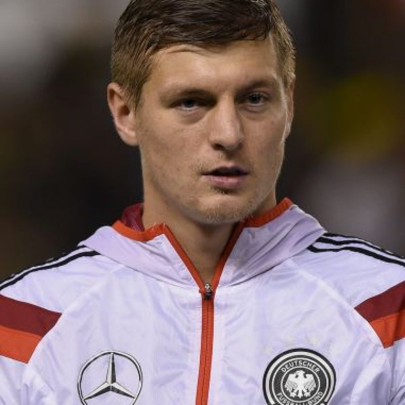Toni Kroos – Alemania Foto: Getty Images