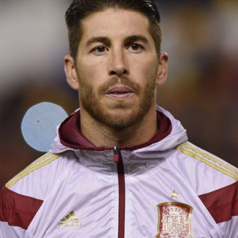 Sergio Ramos – España Foto: Getty Images