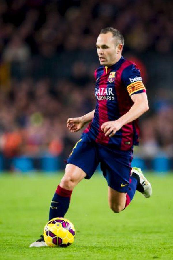 Andrés Iniesta – España Foto:Getty Images