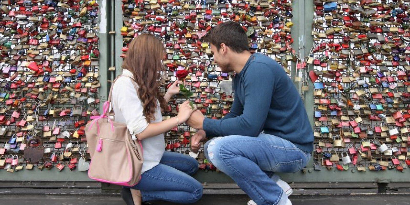 Además de preguntarles la cantidad de encuentros sexuales que tuvieron con su pareja la semana anterior. Foto:Getty Images