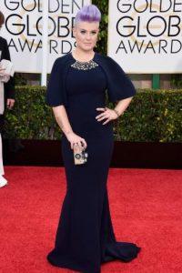 Kelly Osbourne mejoró totalmente del año pasado para este. Foto:Getty Images