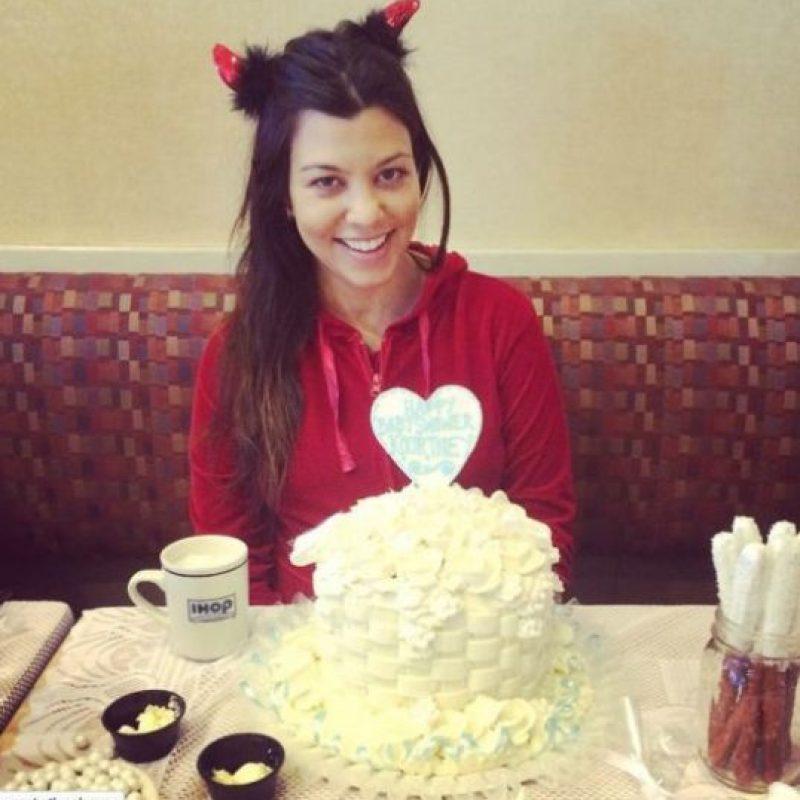 Kourtney Kardashian Foto:Instagram
