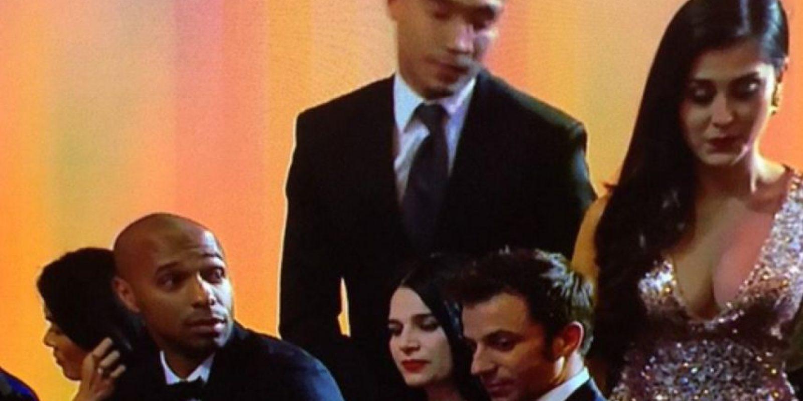 Incluso Thierry Henry fue cautivado por su belleza Foto:Twitter
