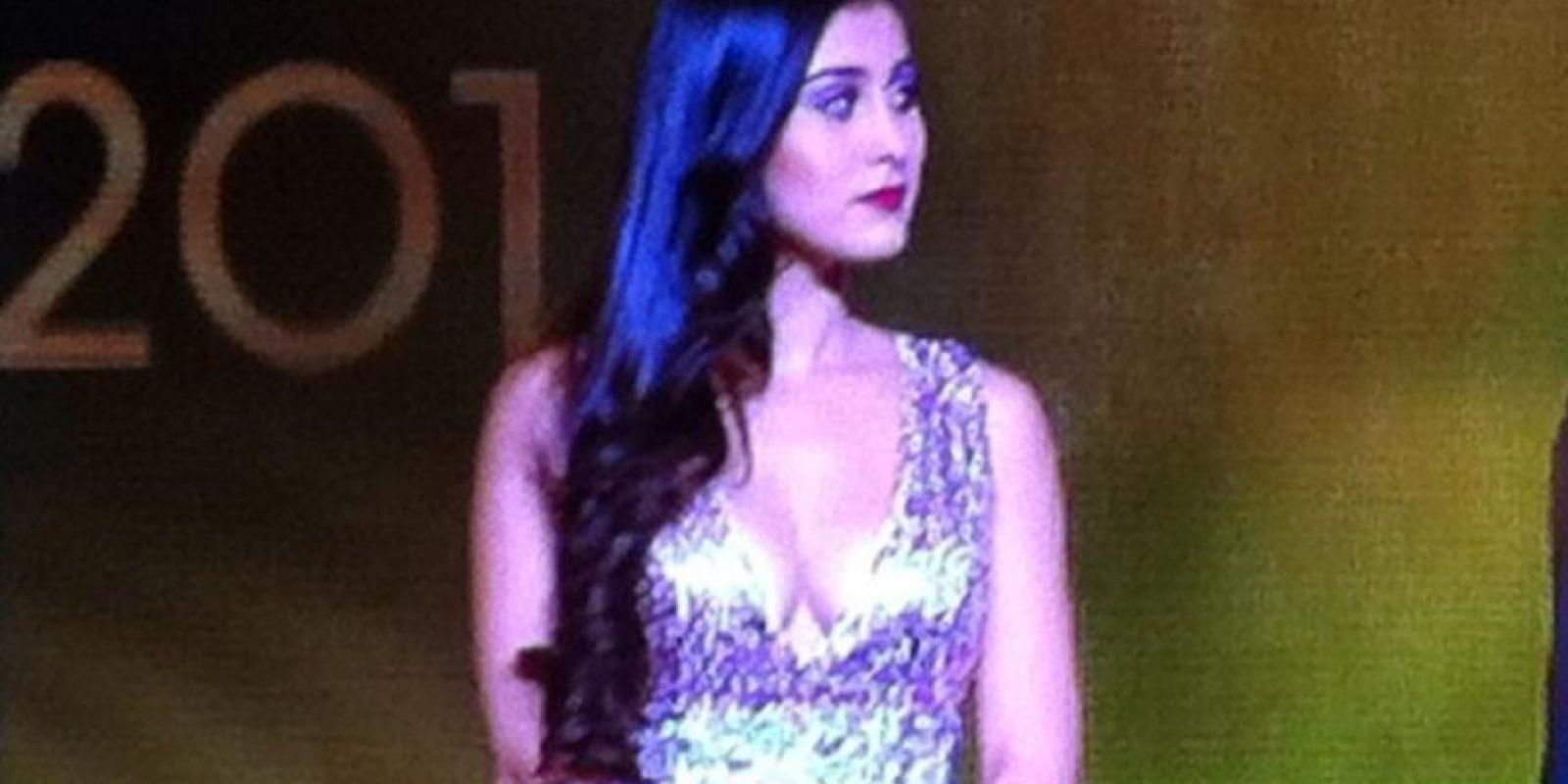 Su nombre es Milena Montoya Foto:Twitter