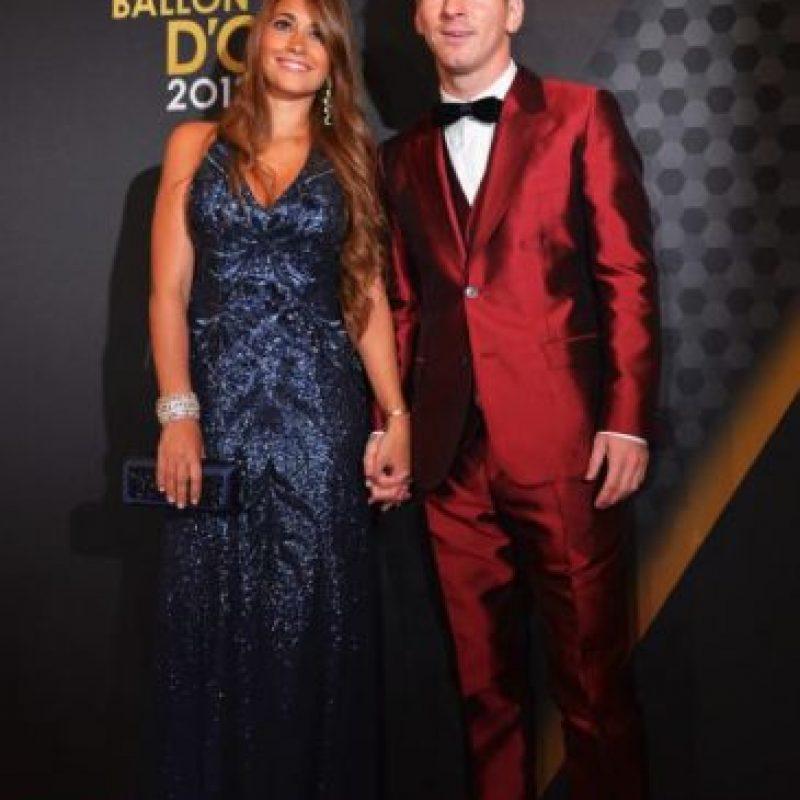 Estas son otras exóticas prendas que ha utilizado el argentino Foto:FIFA
