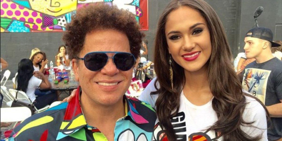 Fotos. Miss Guatemala se divierte en Miami