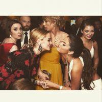 Jamie King y Selena Gómez fueron capturadas en medio de un beso Foto:Instagram/Selena Gómez