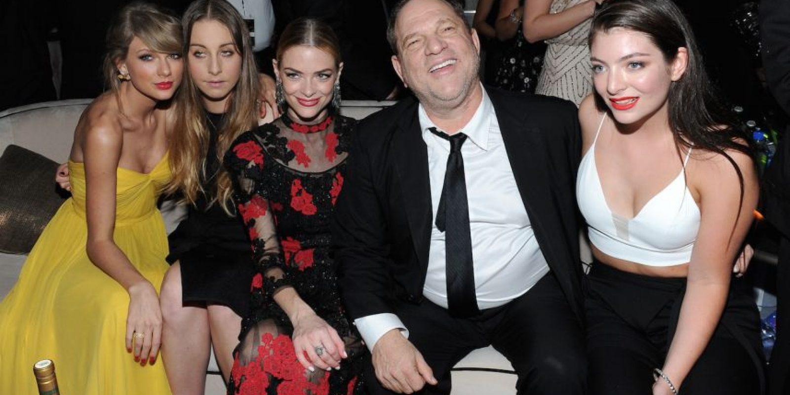 Taylor Swift, Este Haim, Jaime King, Karbey Weinstein y Lorde Foto:Getty Images