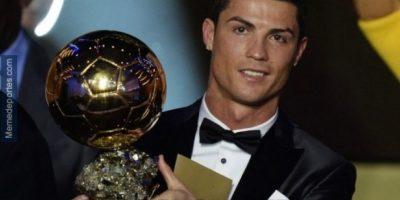 MEMES: Así se burlan de Cristiano Ronaldo, ganador del Balón de Oro