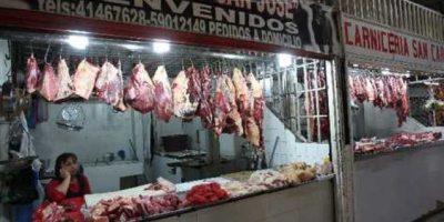 Anuncian desabastecimiento por aumento en precio de la carne