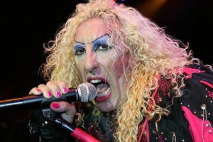 Dee Snider, Twisted Sister Foto: Agencias