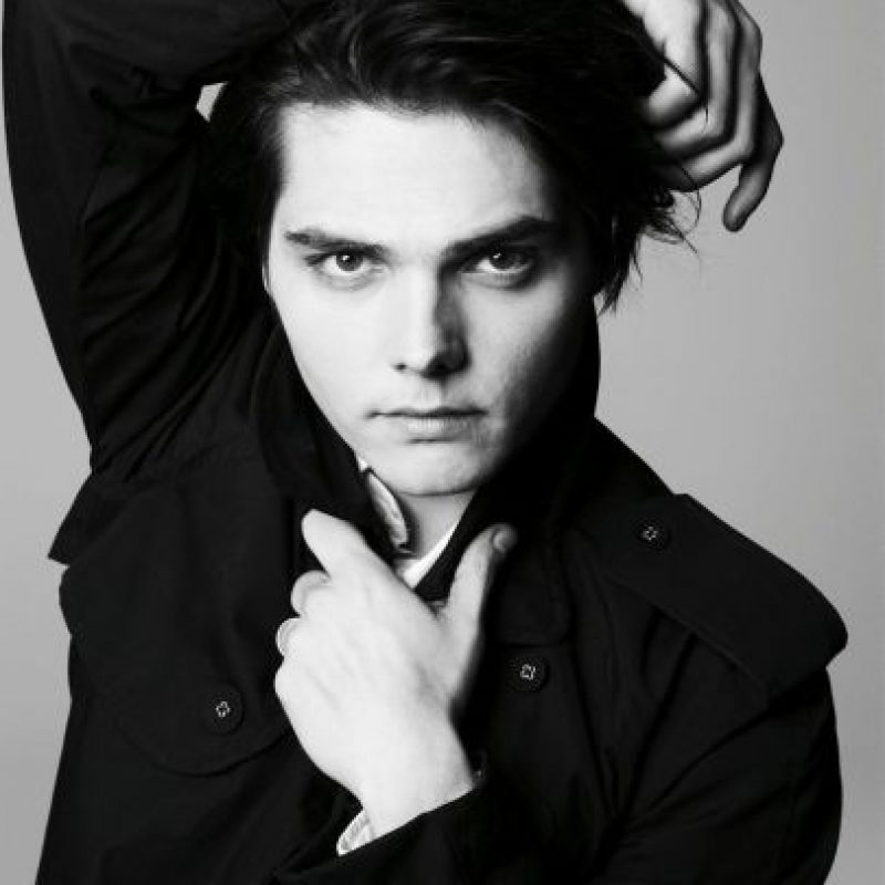 Gerard Way Foto: Agencias