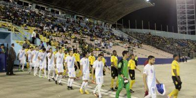 La selección de Guatemala superó 1-0 al cuadro anfitrión en el torneo que se juega en Kingston. Foto:Norvin Mendoza – ACD