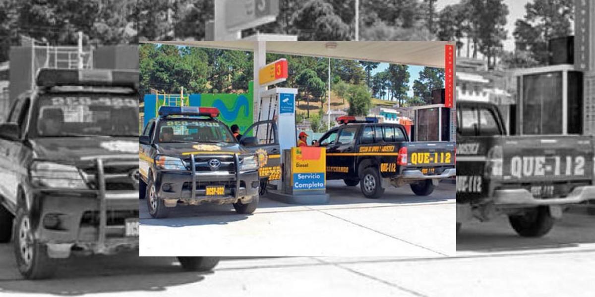 La Policía tendrá combustible
