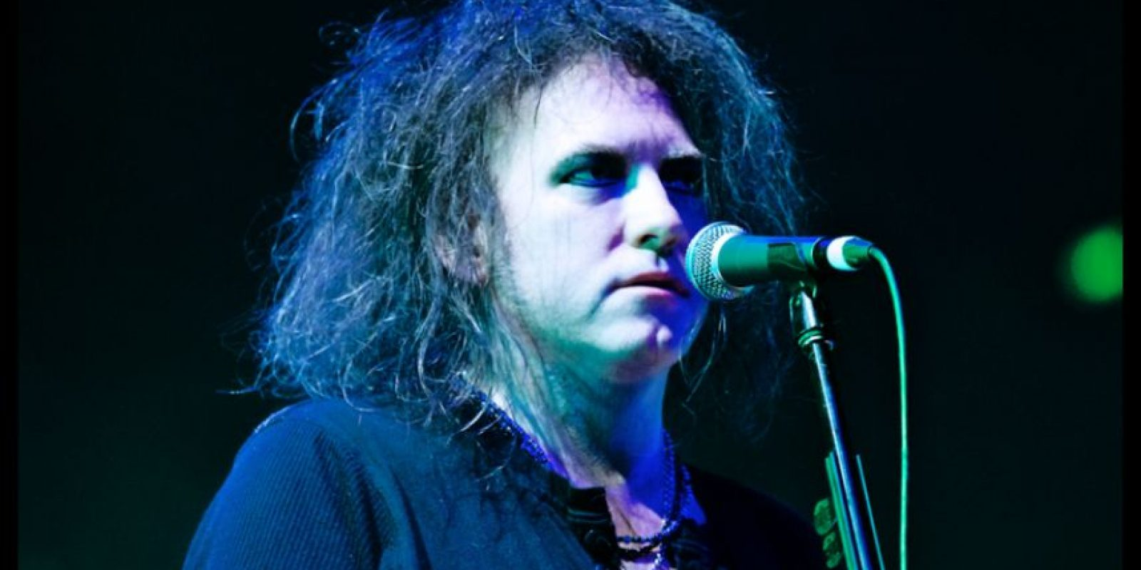 Robert Smith, The Cure Foto: Agencias