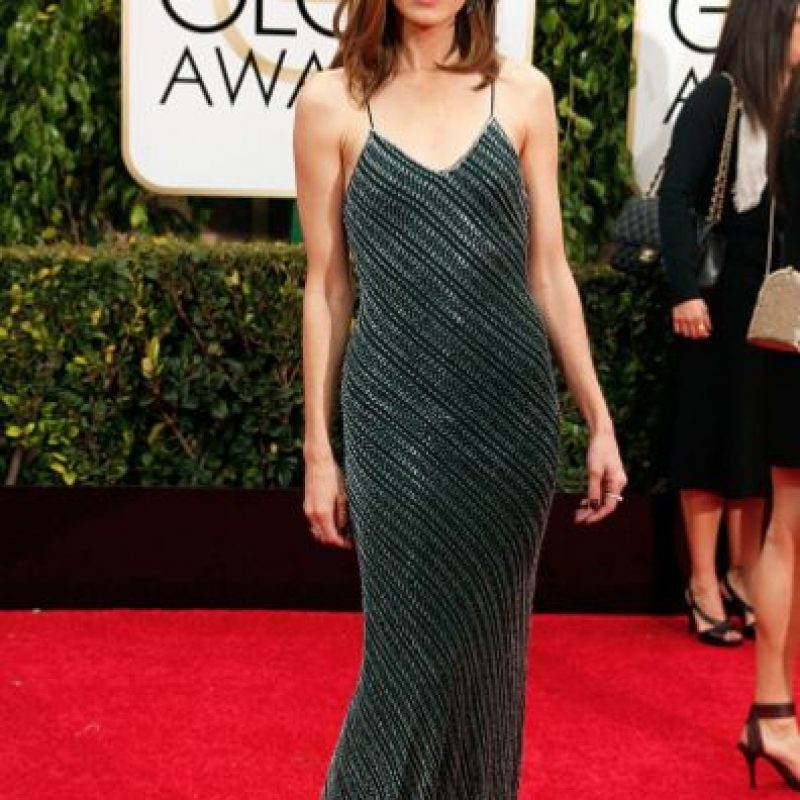 Michelle Monaghan, simple pero deslúcida. Foto: Getty Images