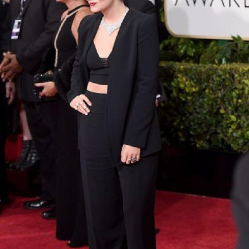 Lorde, pulida y deslumbrante Foto:Getty Images