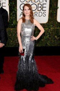 Julianne Moore sabe de drama. Foto:Getty Images