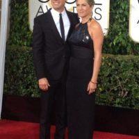 Jennifer Aniston, aburrida al estilo de los años 90. Foto:Getty Images