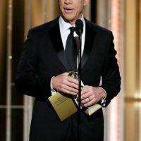 """Mejor Actor Secundario de Película : J. K. Simmons, por """"Whisplash"""" Foto:Getty Images"""