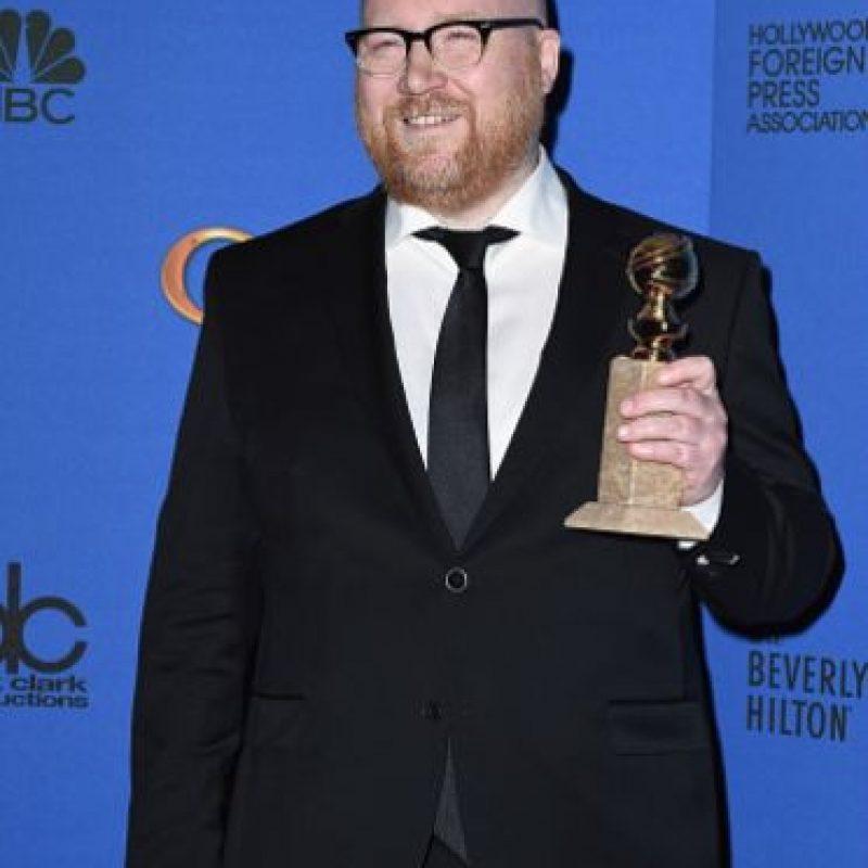 """Mejor Guión Original: Johann Johansson, por """"La Teoría del Todo"""". Foto:Getty Images"""