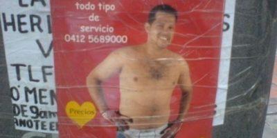 Sabe lo que hace. Foto:SoloenVenezuela