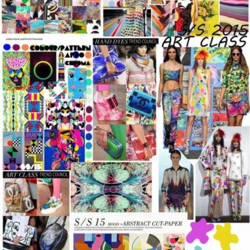 Colores vivos y contrastantes. Foto:Hollie Holden /La Boca