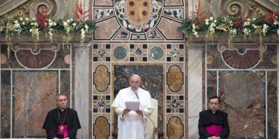 EU advirtió que el Papa puede ser blanco de los terroristas. Foto:AP