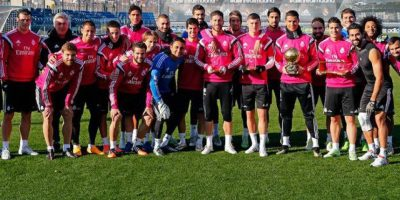 Foto: Facebook Real Madrid FC