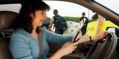 10. En los Estados Unidos, cerca de 15 personas mueren todos los días en accidentes vehiculares atribuidos a un conductor distraído y otras 1,200 personas sufren lesiones Foto:Getty Images